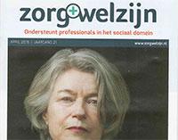 Zorg en Welzijn april 2015